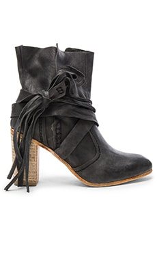 Seven Wonders Booties in Dark Charcoal