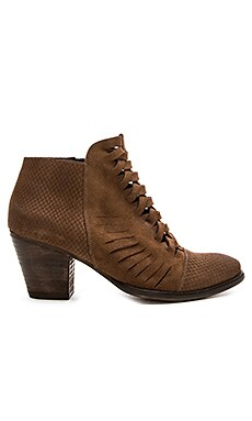 Loveland Ankle Bootie in Brown