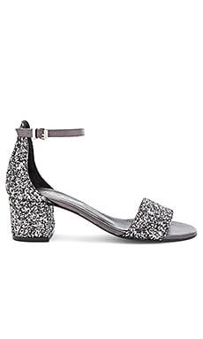 Marigold Block Heel in Black