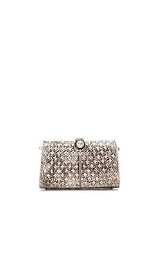 Zara Clutch in Silver