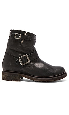 Valerie 6 Boot with Shearling Lining in Black