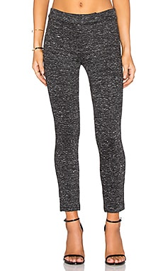 Pin Tuck Pant in Tweed