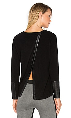 Lexi Cashmere Top in Black