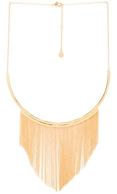 Meg Collar Necklace in Gold