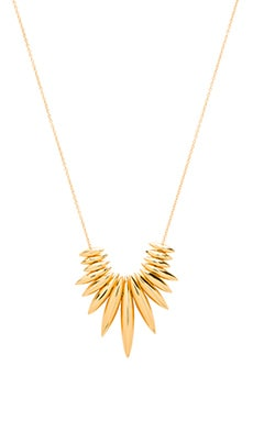 Lori Long Necklace in Gold