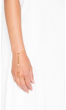 Arden Handchain in Gold