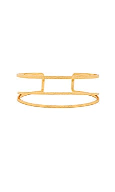 Paloma Cuff in Gold