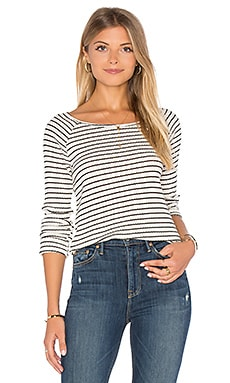 Rock Tee in Stripe