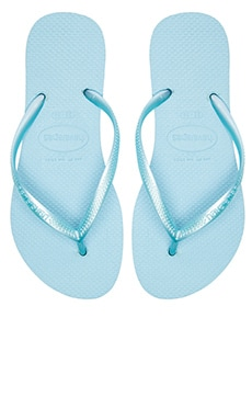 Slm Flip Flop in Ice Blue
