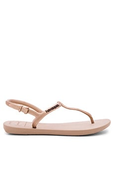 Freedom Sandal in Rose Gold