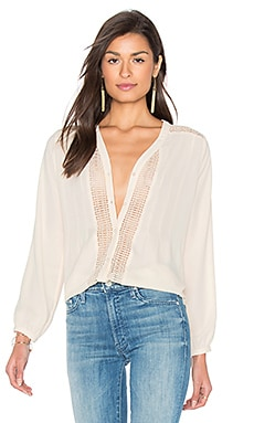 Dylan Top in Creme