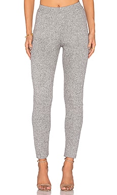 Kirby Pant in Heather Grey