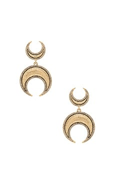 Gift of Iah Dangle Earring in Gold