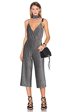 x REVOLVE Rory Jumpsuit in Silver