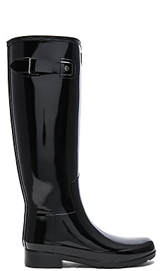 Original Refined Gloss Boot in Black