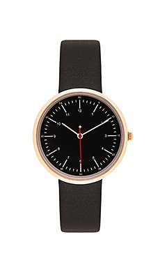 Ernest Watch in Black