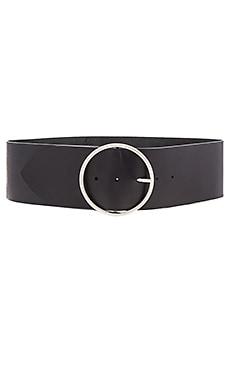 Nellisa Belt in Black