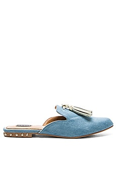 Phenomena Flat in Denim