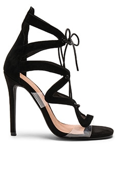Hypnotic Heel in Black