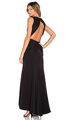 Bianca Gown in Black