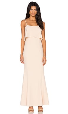 Rumer Dress in Nude
