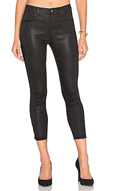 Alana High Rise Crop Skinny in Fearless