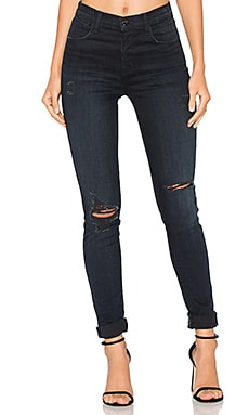 Maria High Rise Skinny in Destructed Sancitity