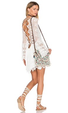 Everlasting Dress in Ritual Romantic White