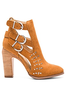 Kicks Bootie in Tan