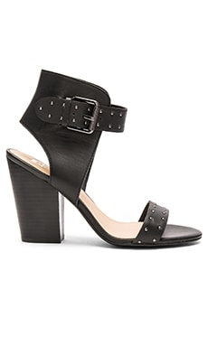 Vance Heel in Black