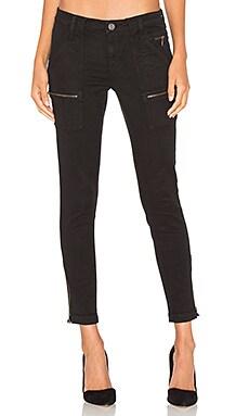 Park Skinny B Jeans in Caviar