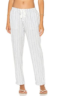 Cindee Pant in Porcelain