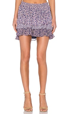 Tiarella Skirt in Petunia
