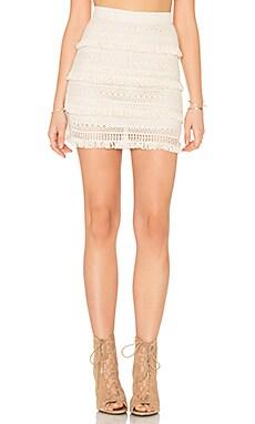Serena Skirt in Natural