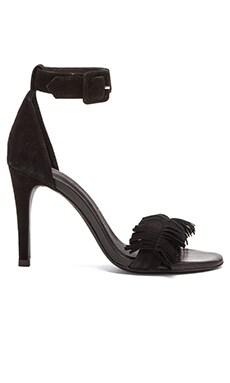 Pippi Heel in Black