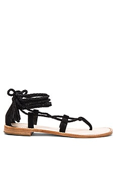 Bailee Sandal in Black