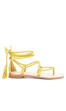 Bailee Sandal in Citrus