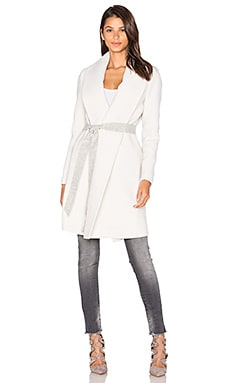 Brainna Coat in Ivory