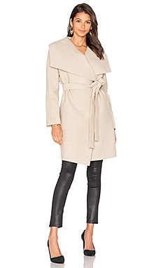 Kayla Coat in Beige