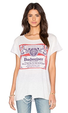 Budweiser Tee in Ivory