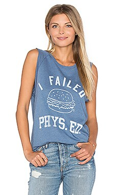 I Failed Phys.ED. Tank in Light Navy