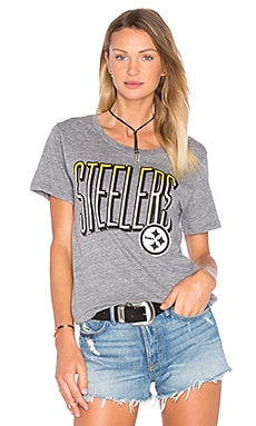 Steelers Tee in Steel