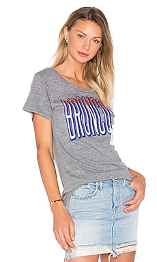 Denver Broncos Tee in Steel