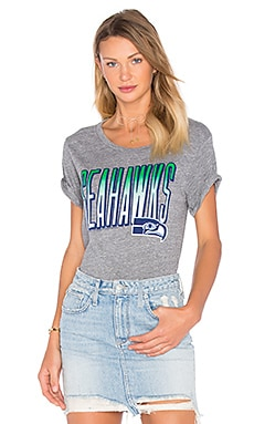 Seahawks Tee in Steel
