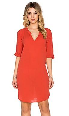 Charlotte Dress in Sienna
