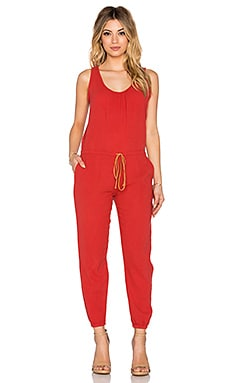 Hudson Jumpsuit in Sienna