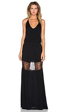 Camila Maxi Dress in Black