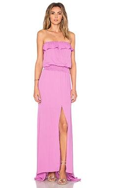 Yaffa Maxi Dress in Lila