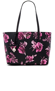 Ryan Tote in Black Multi