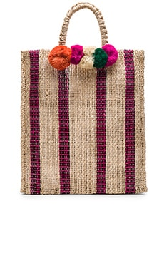 Canyon Tote Bag in Multi